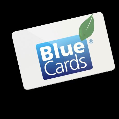 reklamní plastové karty